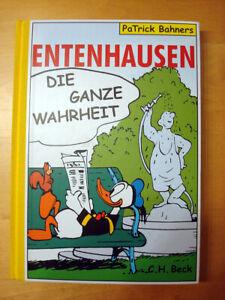 PaTrick Bahners – Entenhausen Die ganze Wahrheit (2016) Hardcover