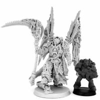 Chaos Mortuary Prime Winged - Wargame Exclusive- Heretic Astartes Daemon Prince