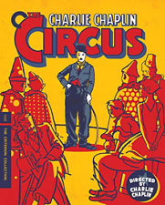 Charlie Chaplin The Circus Blu-ray Criterion Collection