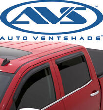 AVS 94355 Tape-On Window Ventvisors 4-Piece 2000-2007 Chevy Silverado GMC Sierra