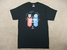 RARE CHAMPIONS LEAGUE Chelsea Football Club SEMI FINALE 2014 Nero T Shirt Medium