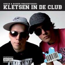 SPACK &  BONER - KLETSEN IN DE CLUB (IMPORT) NEW CD