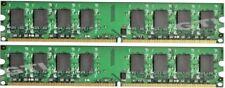New 4GB Kit Lot 2x 2GB PC2-5300 5300 DDR2 DDR-2 667mhz 667 Desktop Memory RAM