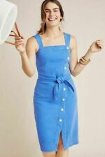 New Anthropologie Elizabeth Button-Front Dress by Maeve. size 16