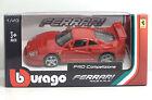 Bburago 36000 FERRARI F40 Competizione - METAL 1:43 Race&Play
