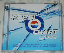 PEPSI CHART 2003 2Discs CD Set - Sugarbabes, Kyle, Blue, Oasis, Atomic Kitten