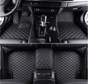 car mats For Mitsubishi Lancer sedan Floor Mats rugs mats car carpets Auto Mats