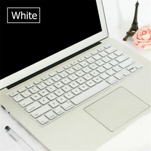 """For Apple Macbook Pro Air 13"""" 15"""" 17"""" Keyboard Cover Candy Colors Silicone Film"""