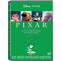 *NEW* Pixar Short Films Collection, Vol. 2 (DVD, 2013) English, Russian