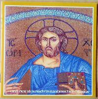 Aus der slawisch-byzantinischen Liturgie - CD