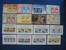 Korea Stamp Collection OG MNH VF ( 77 )