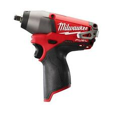 "BRAND NEW MILWAUKEE M12 FUEL 12 VOLT 3/8"" BRUSHLESS IMPACT WRENCH - TOOL ONLY"