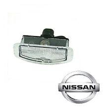 Genuine Nissan Micra K12 Rear Number Plate Lamp. 26510BG00A.