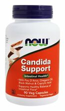 NOW FOODS, CANDIDA SUPPORT, 90 Veg. Kaps. BESTPREIS !!!