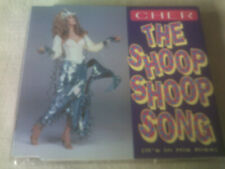 CHER - THE SHOOP SHOOP SONG - UK CD SINGLE
