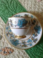 Copeland Spode Richmond Cup and Saucer Set Fine China Made in England