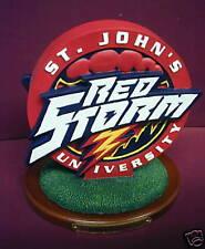 St Johns University Red Storm 3-D Logo Figurine Limited