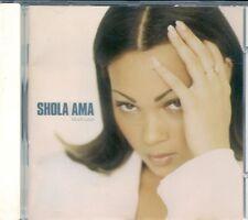 CD ALBUM 12 TITRES--SHOLA AMA--MUCH LOVE--1997