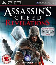Assassini Creed: REVELATIONS PS3 * in ottime condizioni *