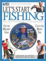 Let's Start Fishing - Australia with DVD