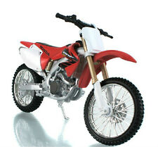 1:12 Maisto Honda CRF450R Motorcycle Motocross Model Toy New in Box