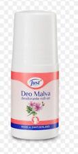 Just Deo roll on malva deodorante 50ml pelli sensibili elevata sudorazione nuovo