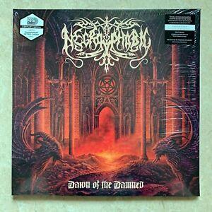 NECROPHOBIC Dawn Of The Damned GATEFOLD LP GREEN VINYL
