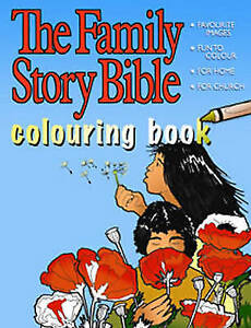 The Family Story Bible Coloring Book (Pack of 10), Kyle, Margaret, New Book