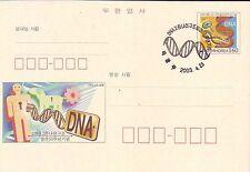 Korea Postcard - DNA 2003