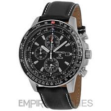 * NUEVO * SEIKO PROSPEX FLIGHTMASTER ALARMA PILOTO Solar Reloj-SSC009P3-RRP £ 250