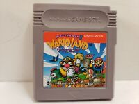 NINTENDO GAMEBOY WARIOLAND 3 JAPAN IMPORT 1993 AUTHENTIC TESTED FREE SHIPP