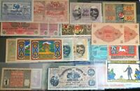 Per commercianti #Lotto da 29 antiche banconote, Austria-Germania-Stati Uniti,