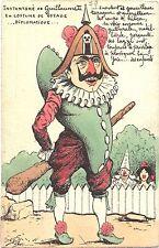 Kaiser Wilhelm, franz. Karikatur, sign. Orens, L`Acutaliste Nr 79, RRR