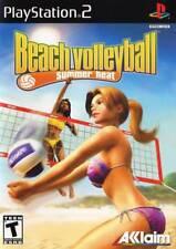 Beach Volleyball: Summer Heat PS2 New Playstation 2