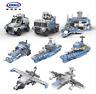 Xingbao Baukästen Missouri Schlachtschiff Spielzeug Kinder Modell Geschenk 8in1