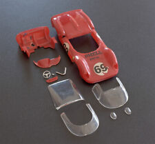 Vintage Cox 1/24 Ferrari Dino Slot Car - 047
