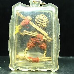 Hoon Payon,Arjarn Roy Wat suwan ,ayutthaya ,very rare ,Thai Buddha Amulet # 2