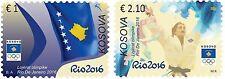 Kosovo Stamps 2016. Olympic games, Sport. Rio de Janeiro. Set MNH.