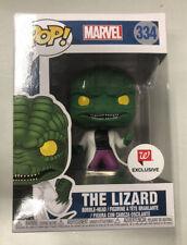 Funko Pop! Marvel 334 The Lizard Walgreen's Exclusive