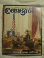 CobbleStone March 1989 History Magazine for Young People