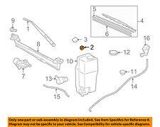 TOYOTA OEM Wiper Washer-Windshield-Wiper Arm Nut 90182A0017