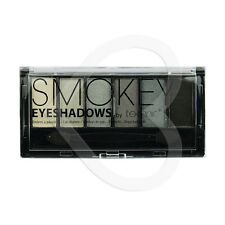 Technic 6 Colour Eyeshadow Palette Set Kit - Bright, Pastel, Nude Smokey Matte N