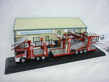 Oxford Diecast/Modern 1:76th Truck Scania Car Transporter Quinns 76SCT002