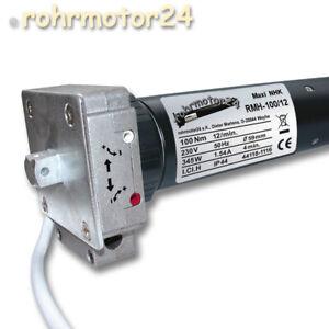 Rohrmotor SW70 Rolladen Motor 100Nm Rolltor Motor Markisenmotor bis 150 kg