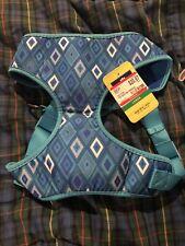 Top Paw Comfort Harness - L - Tribal Blue - Brand NEW