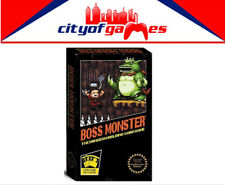Boss Monster the Dungeon Building Card Game Brand New