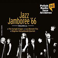 CD JAZZ JAMBOREE '66 vol.2 Polish Radio Jazz Archives 30/ THE SWINGLE SINGERS