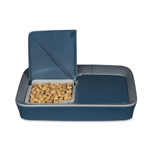 Petsafe Digital Two Meal Pet Feeder for Small to Medium Pets, Cats, Dogs