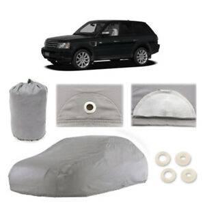 Land Rover Range Rover 5 Layer Car Cover Outdoor Water Proof Rain Snow Sun Dust