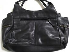 Final Price - Worthington Large Soft Cowhide Leather Black Women Purse